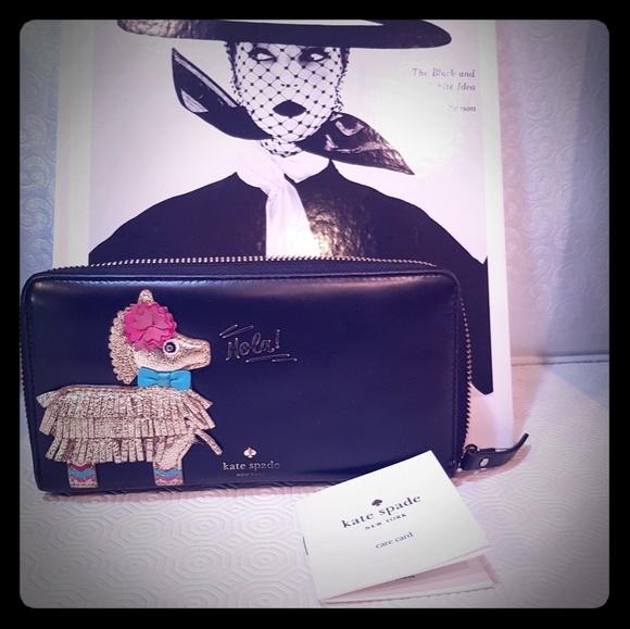 Kate Spade Wallet Haute Stuff Hola Pinata